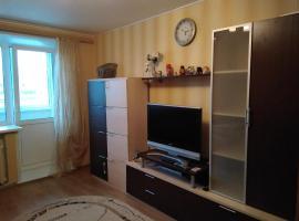 Apartment Bragino on Motorostroiteley, Yaroslavl