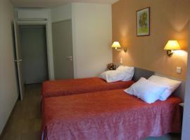 Hotel Chante-Perdrix, Sainte-Énimie