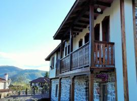 Semana Guesthouse, Vrata