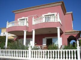 Villa Las Dunas, 厄爾梅達諾