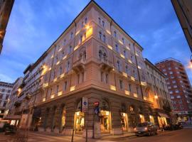 Hotel Continentale, Trieszt