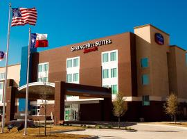 SpringHill Suites by Marriott Dallas Richardson/Plano