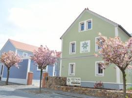 Pension Kalinde, Weinböhla