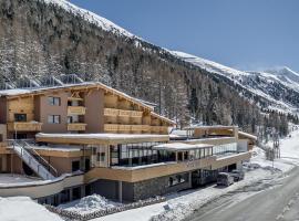 Mühle Resort 1900 Obergurgl-Hochgurgl, 오베르구르글