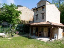 Casa della Strega, Montegiorgio