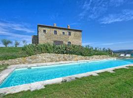 Villa Riccioli, Campiglia d'Orcia