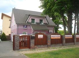 Gästehaus Sol Tour, Ahrensfelde