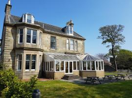 Annfield House Hotel, Irvine