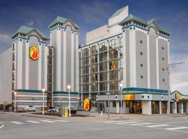 Super 8 Virginia Beach Oceanfront, Вирджиния-Бич