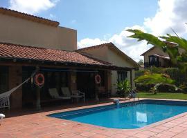 Villa Pananca, Quimbaya