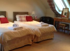 Chapel of Barras B&B, Stonehaven