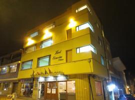 Hotel Estación Sabana, Zipaquirá