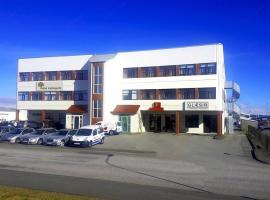 Hótel Hellisgerði, Hafnarfjördur