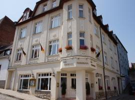 Hotel Fürsteneck, Bernburg