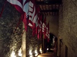 Il Palazzo Boutique B&B, Montalcino