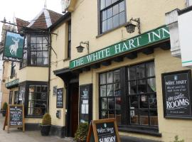 The White Hart, Halstead