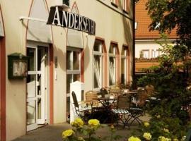 Andersen Hotel Birkenwerder, Birkenverderis