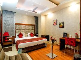Omega Residency, New Delhi
