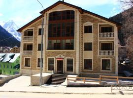 Hotel Bostan, Dombay