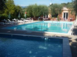 Villaggio RTA Borgoverde, Imperia