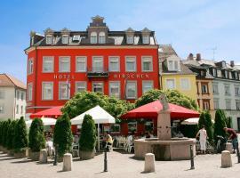 Hotel Hirschen, Constance
