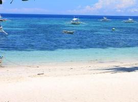 Lost Horizon Beach Dive Resort, Panglao-stad