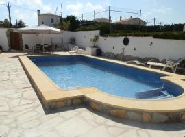 villa maria, L'Ametlla de Mar