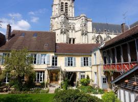Le Jardin de la Cathédrale, Troyes
