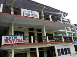 Hotel New Payal, Nainital