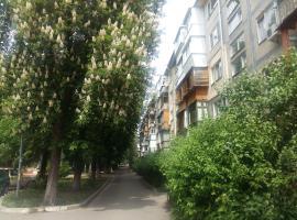Apartment on Scherbakova