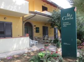 Residence la Cicala, San Clemente