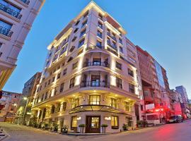 Adelmar Hotel Istanbul Sisli