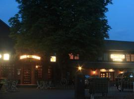 Hotel Kaiserhof, Lehrte