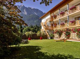 Romantik Alpenhotel Waxenstein, Grainau