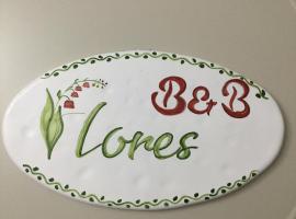 B&B Flores, Floridia