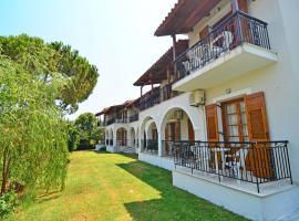 Athina apartments, Argasio