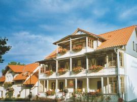 Hotel Pension Am Kurzentrum, Bad Suderode