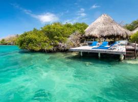 Coralina Island, Isla del Rosario