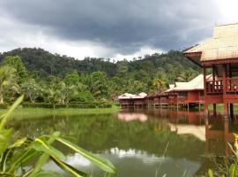 Peladang Setiu Agro Resort, Kampong Guntong