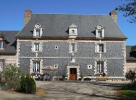 manoir de saint supplix, Octeville-sur-Mer