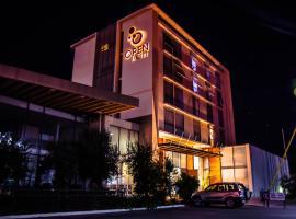 Open Hotel, Quillota