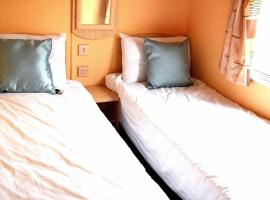 Luxury Static Caravan, Hartlepool