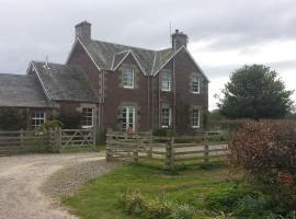 Dalpatrick Farmhouse, Crieff