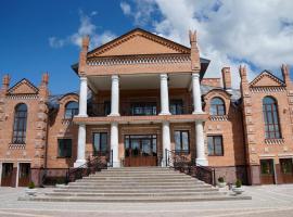 Hotel Zhivoy Istochnik, Dashino