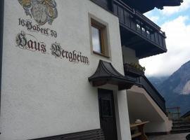 Gastehaus Bergheim, Brixlegg