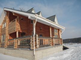 Cottage Zhivoi istochnik, Kashpirskiye Vyselki