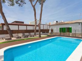 Villa Els Pins, Playa de Palma