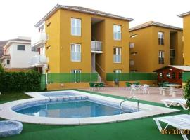 Apartamentos Albir Costa Verde, Albir