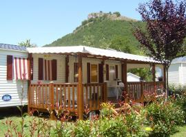 Camping La Roucateille, Montgaillard