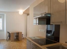 Appartement Studio Comoretto au centre de Bonneville, Bonneville